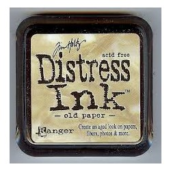 Ranger - Distress - Old Paper