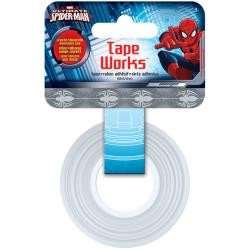 Tape Works - Masking tape - SpiderMan