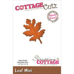 Cottage Cutz - Dies - Leaf Mini
