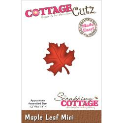 Cottage Cutz - Dies - Maple Leaf Mini