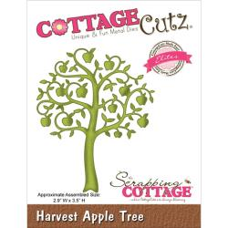 Cottage Cutz - Dies - Harvest Apple Tree