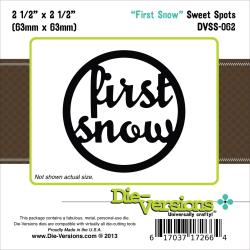 Die-Versions - Dies - First Snow