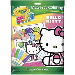 Crayola - Color Wonder Coloring Set  - Hello Kitty