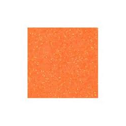 Toga - Mlle Toga - Tissu thermocollant pailleté - Orange