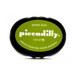 Kesi'art - Encreur - Piccadilly - Green lime