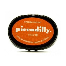 Kesi'art - Encreur - Piccadilly - Orange boreal
