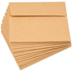 Darice Smooth - Core'dinations - Enveloppes A2 Kraft