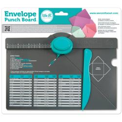 We R Memory Keepers - Punch board - Envelope