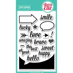 Avery Elle - Clear Stamp - Oh Yeah Stamp