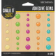 K&Company - Chalk it now - Adhesive Gems