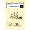 Swircards - Tampons clear - Petits moments