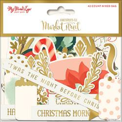 My Mind's Eye - Jen Allyson - Die-Cuts - Christmas on Market street
