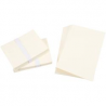 Darice Smooth - Core'dinations - Enveloppes et cartes A2 Ivory