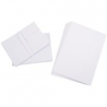 Darice - Paper Crafter - Enveloppes et cartes - A7 - White