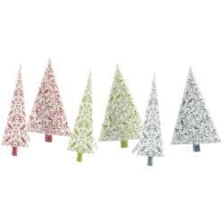 Eyelet Outlet - Attaches parisiennes - Holiday Tree