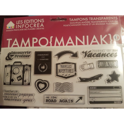 TampoManiak - Tampons transparents - On the road again