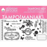 TampoManiak - Tampons transparents  - Confitures