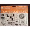 TampoManiak - Tampons transparents  - Black Jack