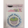 Swirlcards - Badge - Eglantine Miam