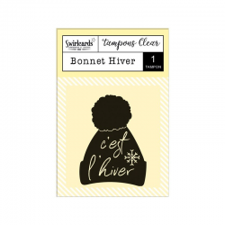 Swircards - Tampons clear - Bonnet Hiver