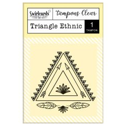 Swircards - Tampon clear - Triangle Ethnic
