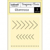 Swircards - Tampons clear - Chevrons