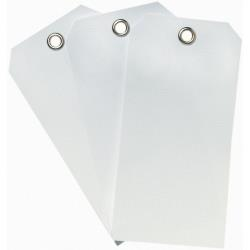 Darice - Core Tags - White