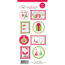 Doodlebug Design - Stickers - Home for the holidays