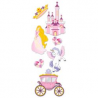 EK Success - Stickers - Princesse