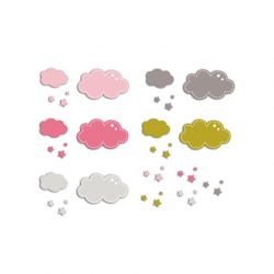 Toga - Die-Cuts - Nuages