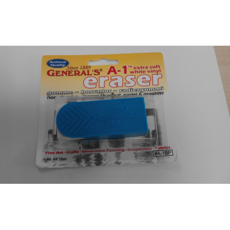General Pencil Company - A-1 - Gomme
