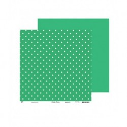 Kesi'art - Little Dots-  Acqua Green