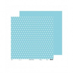 Kesi'art - Little Dots - Blue Lagoo
