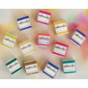 Prima Marketing - Watercolor confections - Aquarelles - Tropicals