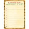 My Mind's Eye - Journal Card - Howdy Doody Beautiful