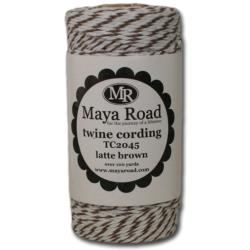 Maya road - Twine - Latte brown
