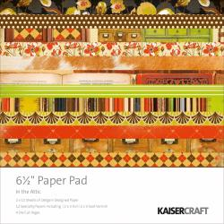 Kaisercraft - Paper Pad - In The Attic