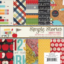 Simple Stories - Paper Pad - Smarty pants