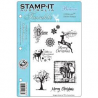 Stamp-It Australia - Tampons cling - Believe