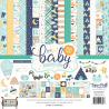 Echo Park - Collection kit - Hello Baby Boy