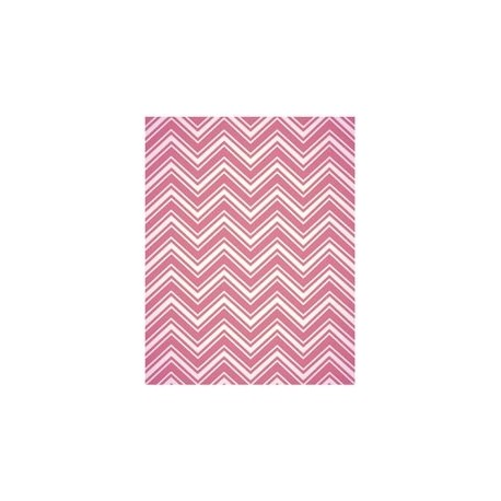 JustRite - Cling Stamp - Chevron Stripe Background