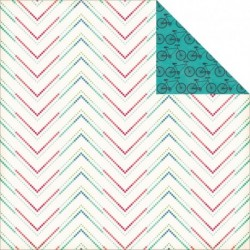 Echo Park - We Are Family - Dotted Chevron