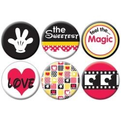 Queen & Co - Badges - Magic 2
