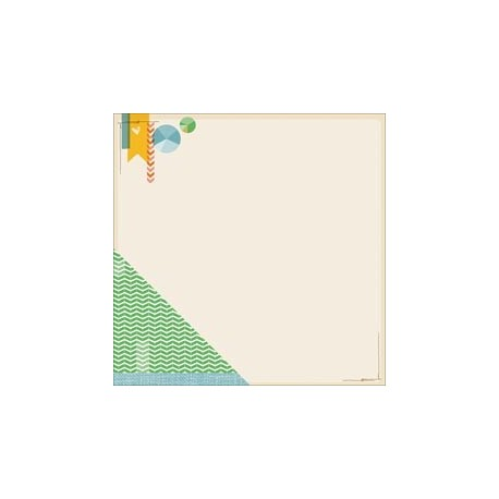 American Crafts - Amy Tangerine - Ready Set Go - Why thank You