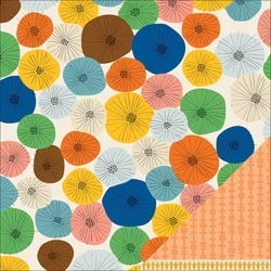 American Crafts - Amy Tangerine - Ready Set Go - On The Clock
