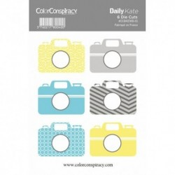 ColorConspiracy - Die-Cuts - Daily Kate