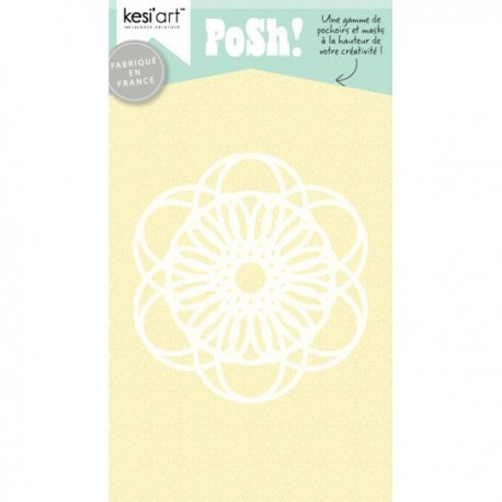 Kesi'art - Posh - Mask Doily