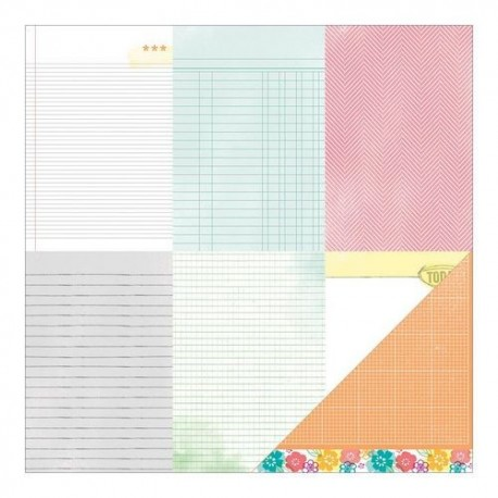 American Crafts - Amy Tangerine - Yes Please - Hello