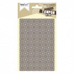 Kesi'art - Cling Rubber Stamp - Pattern