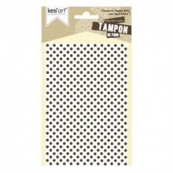 Kesi'art - Cling Rubber Stamp - Petits pois